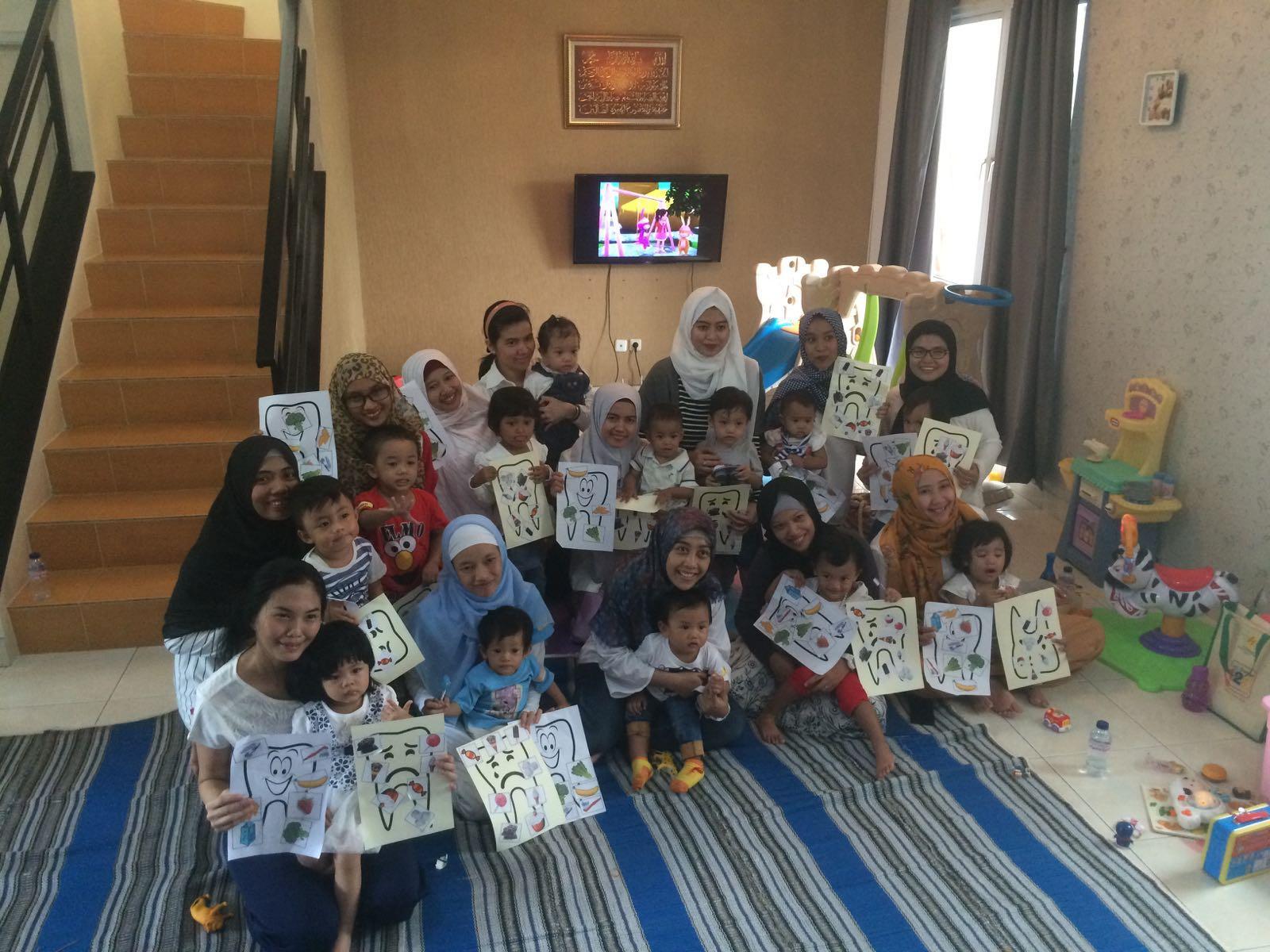 3rd Playdate Tangerang Montessori Family