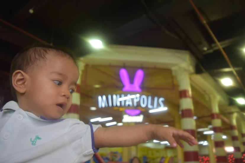 Miniapolis Zone, PVJ Mall, Bandung