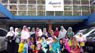 Wisata Qur'an di Syaamil Quran Bandung