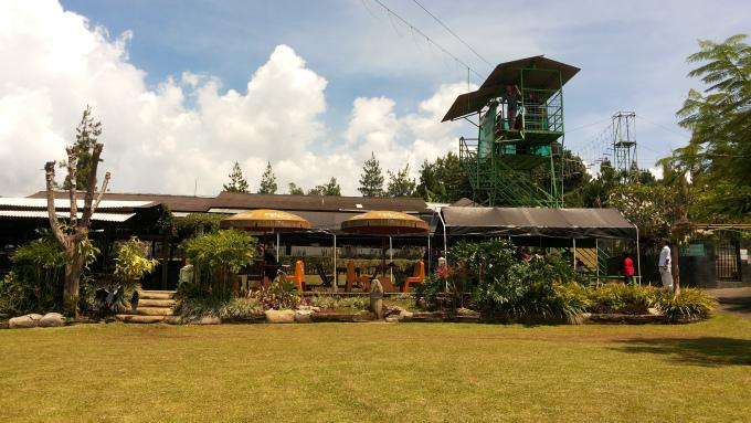 Wisata Kuda Paku Haji, Cimahi, Bandung