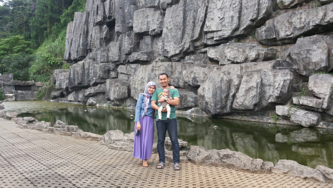 Dago Pakar Waterfall, Dago, Bandung