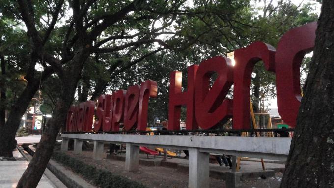 Taman Super Hero Bandung