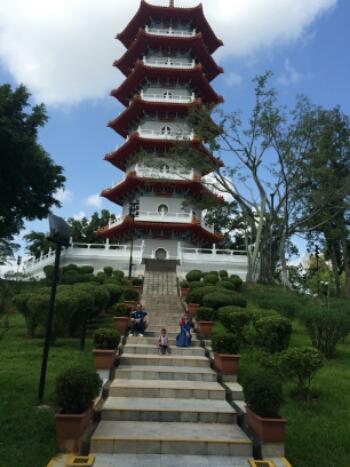 Chinese – Japanese Garden Singapore