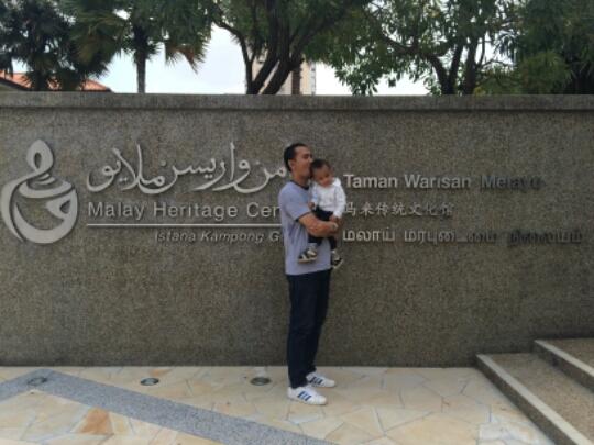 Spending Time Around Kampong Glam Singapore