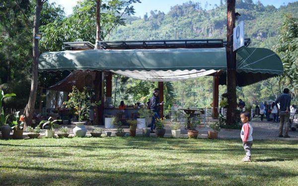 Wisata Alam The Lodge Maribaya Bandung