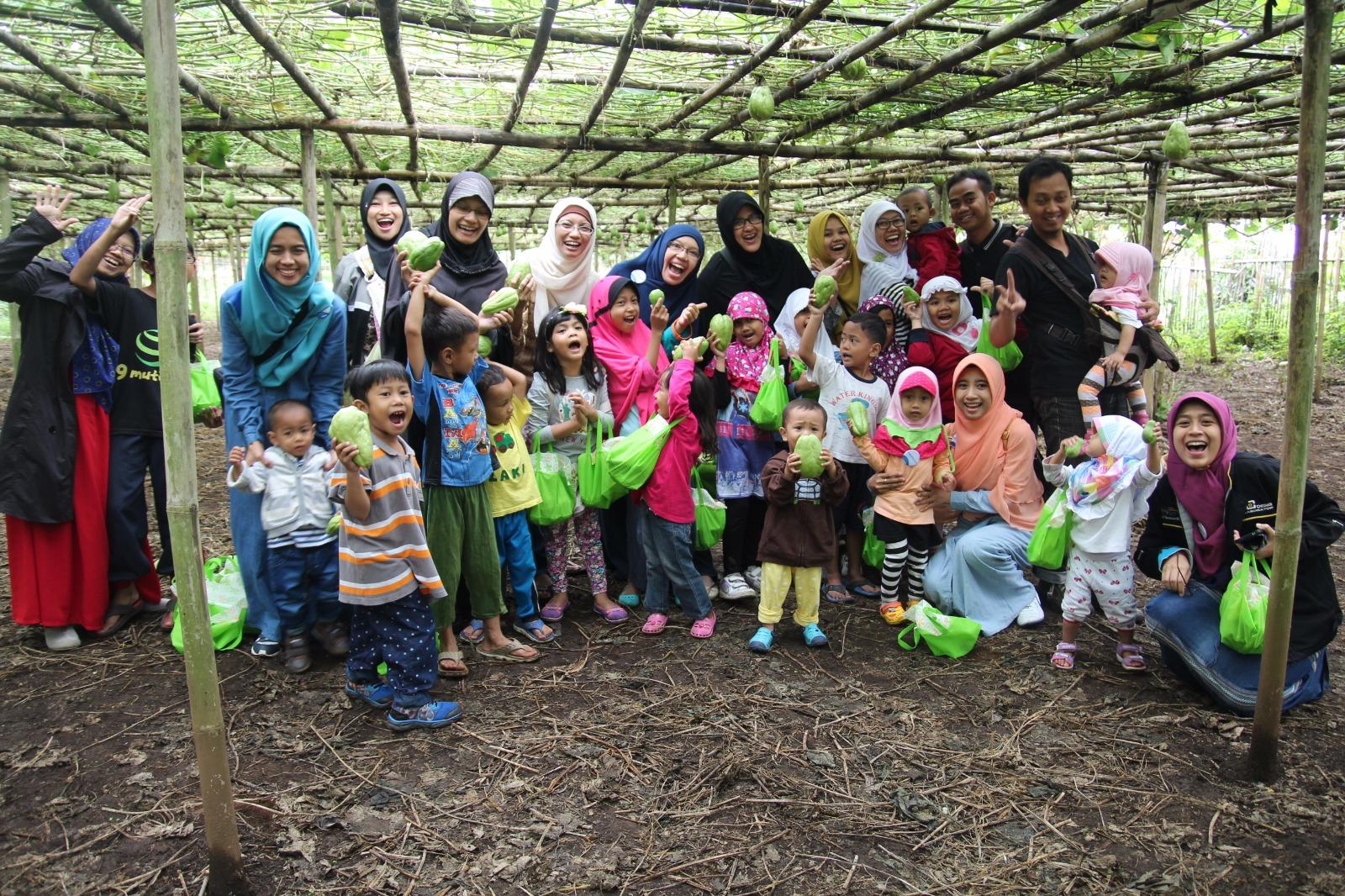 Family Gathering Fasilitator IIP Bandung 2016