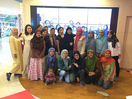 ProCodeCG CodeMeetUp() #79 – Coding Mum Batch 1 Alumni