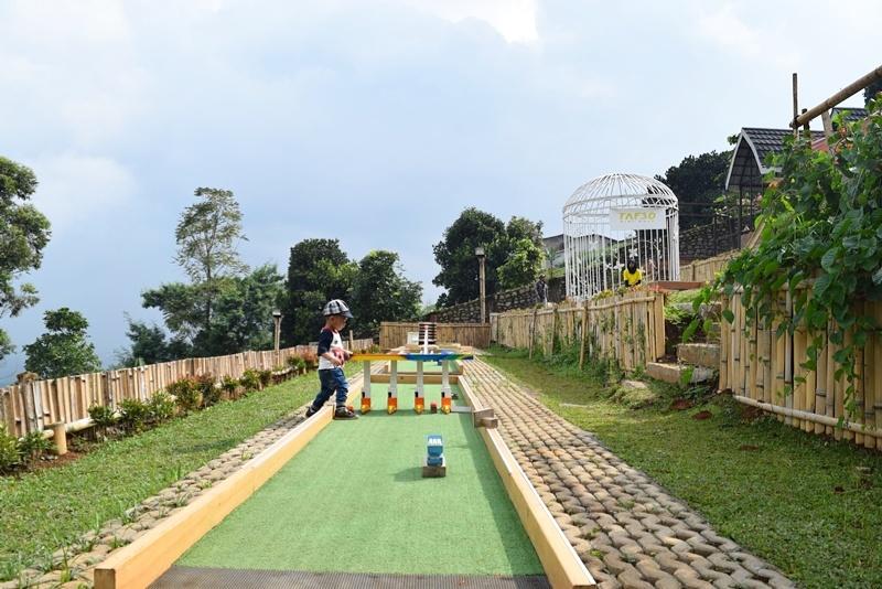 Tafso : Mini Golf Unik Wisata Bandung