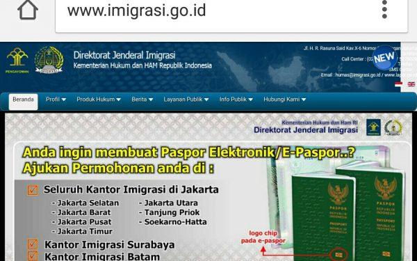 Intip Keunggulan E-Paspor Dibandingkan Paspor Biasa