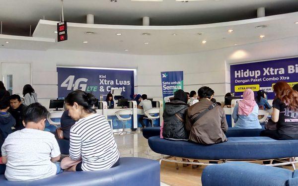 Cara Penggantian SIM Card Bermasalah di XL Center