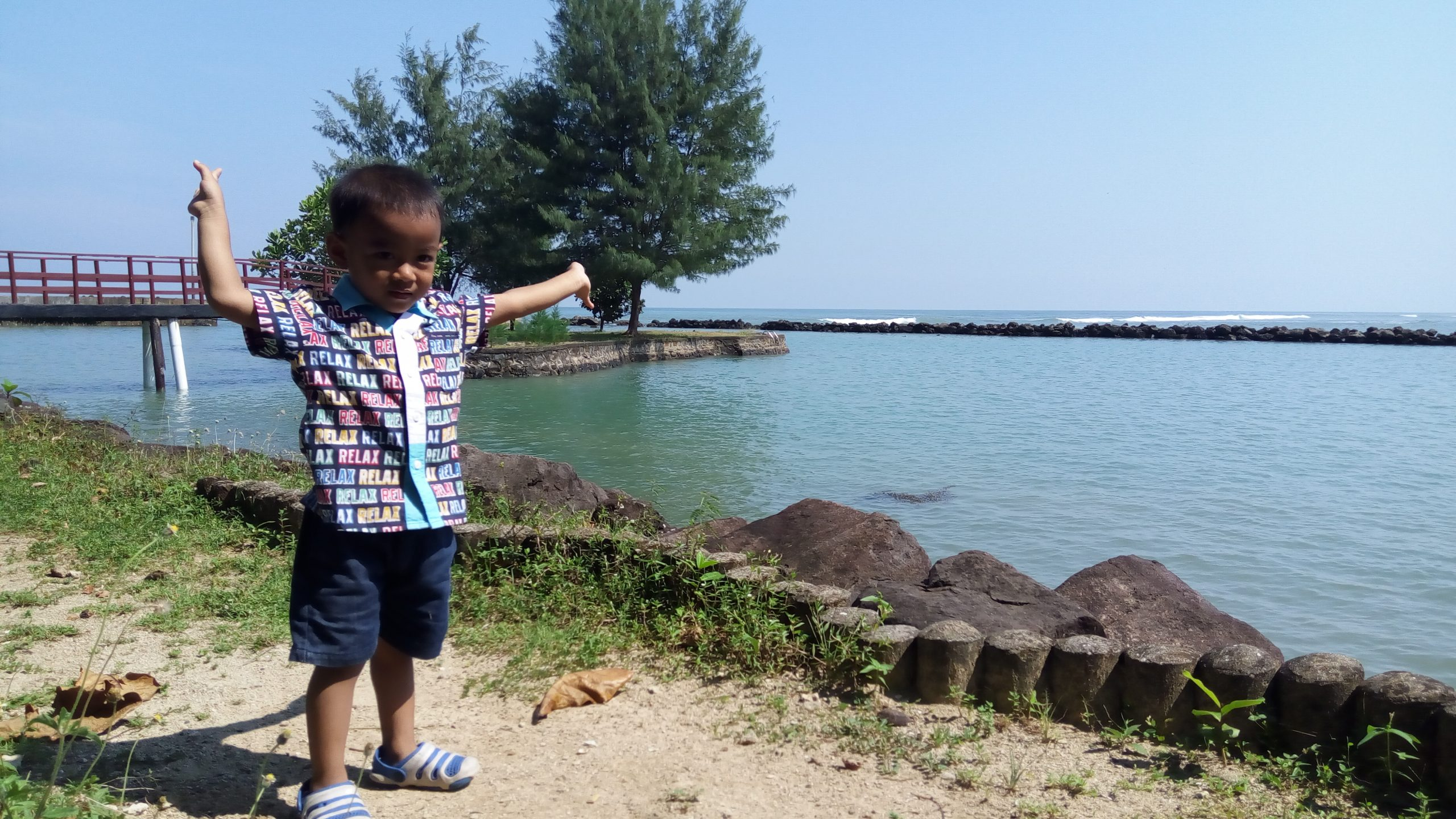 Staycation at Bintang Laut Resort, Carita
