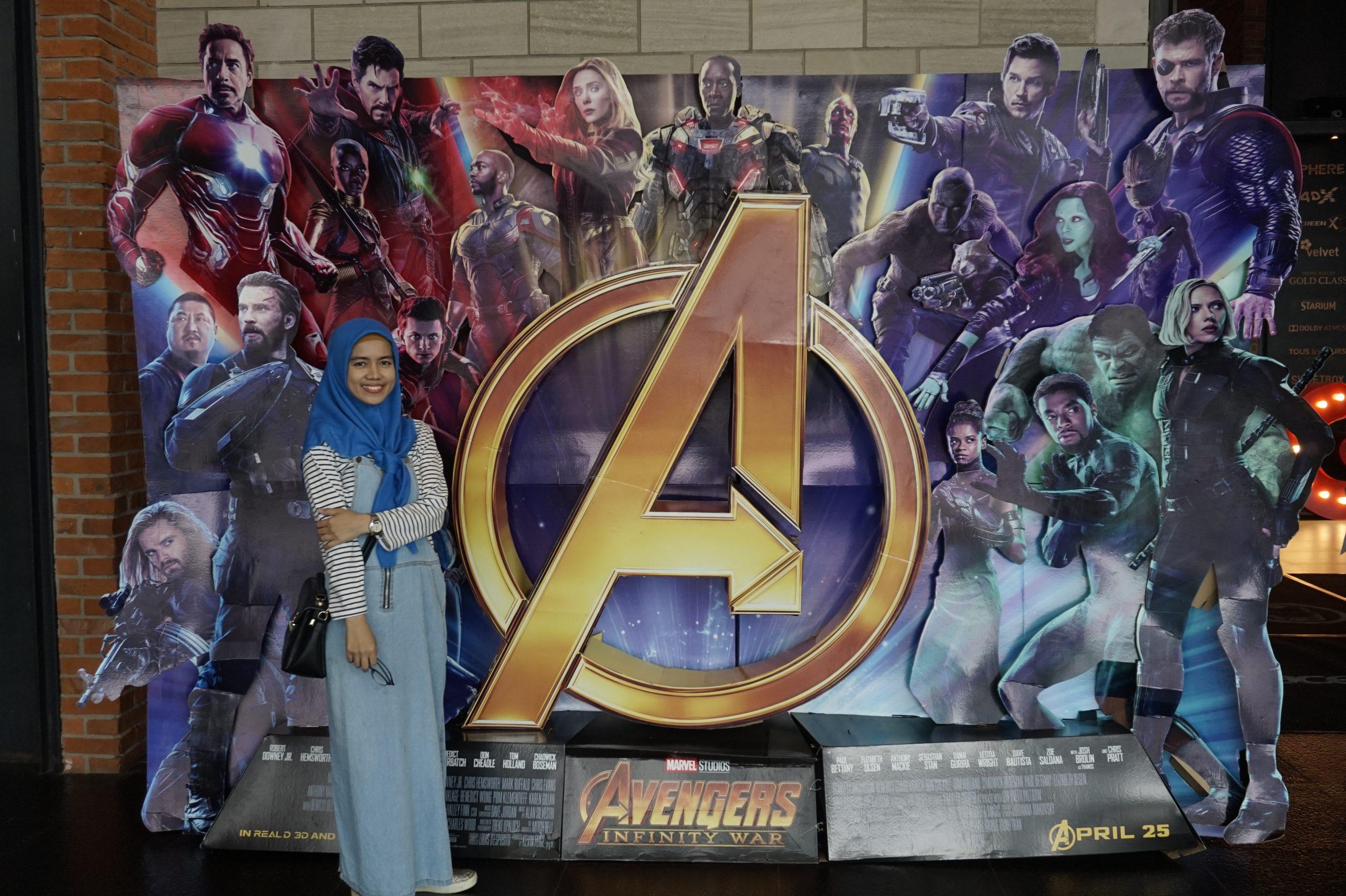 Press Launch Exclusive Avengers Infinity War JDID x ASUS