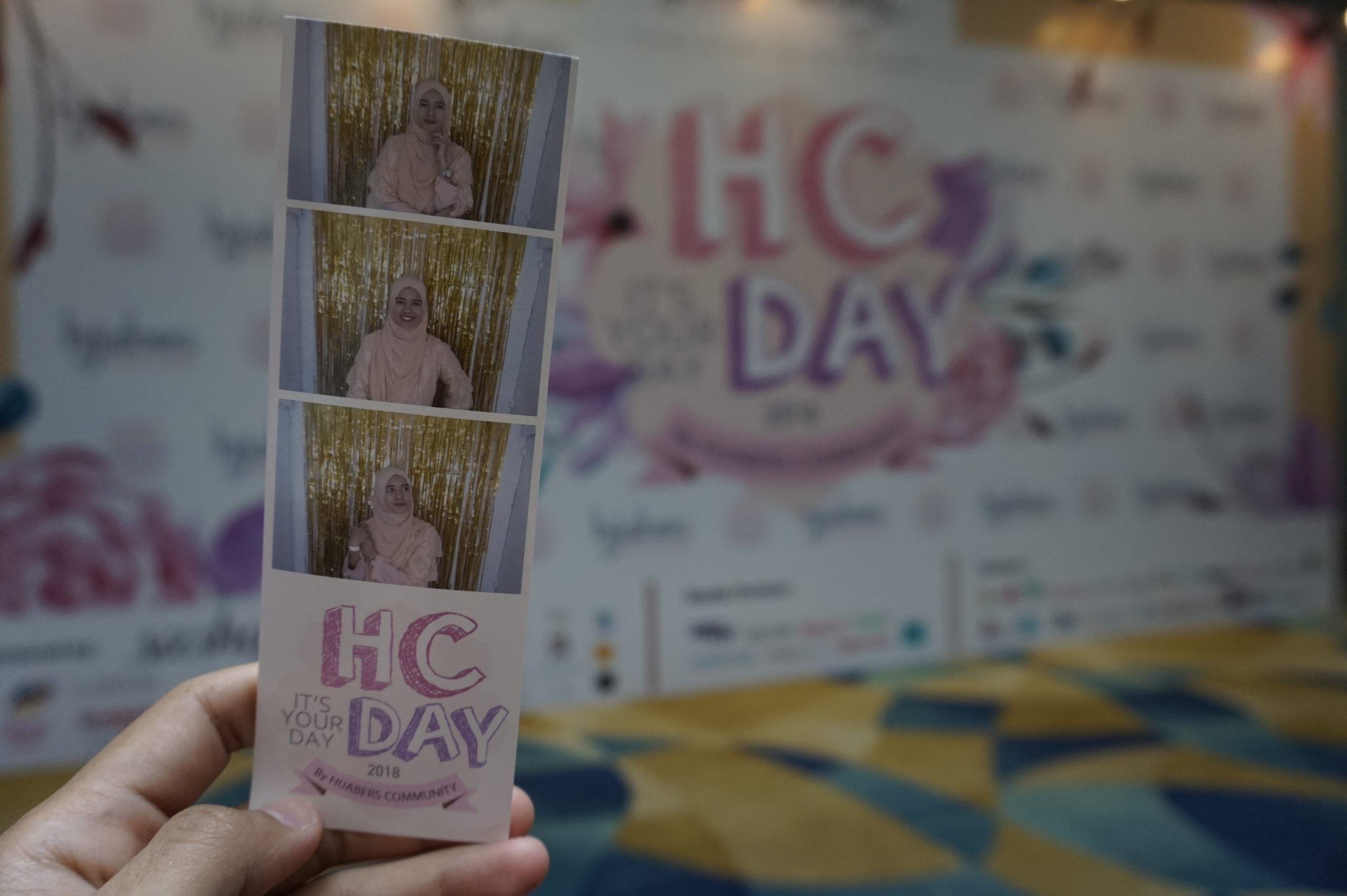 Keseruan Hijabers Community Day 2018