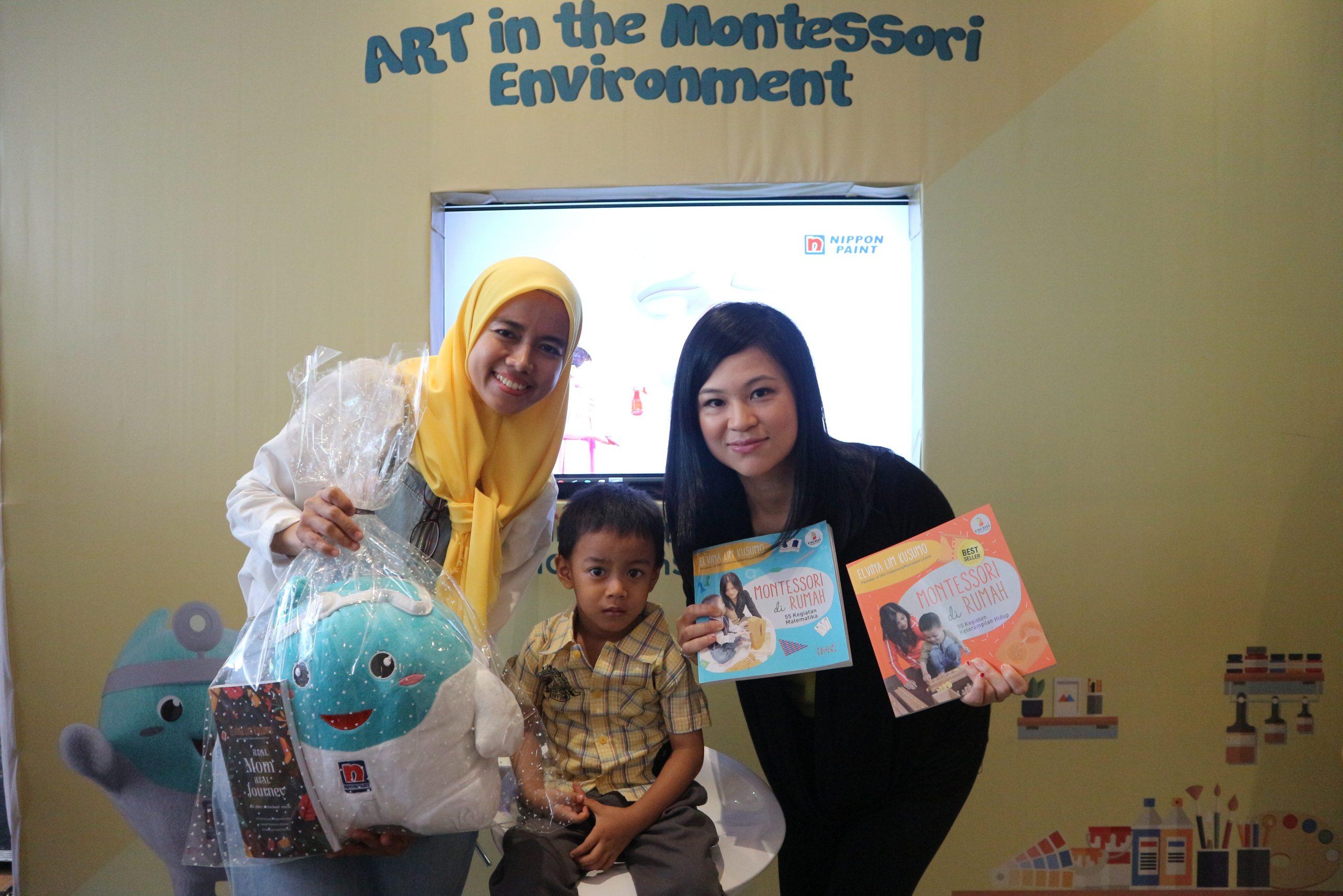 Art in the Montessori Environment