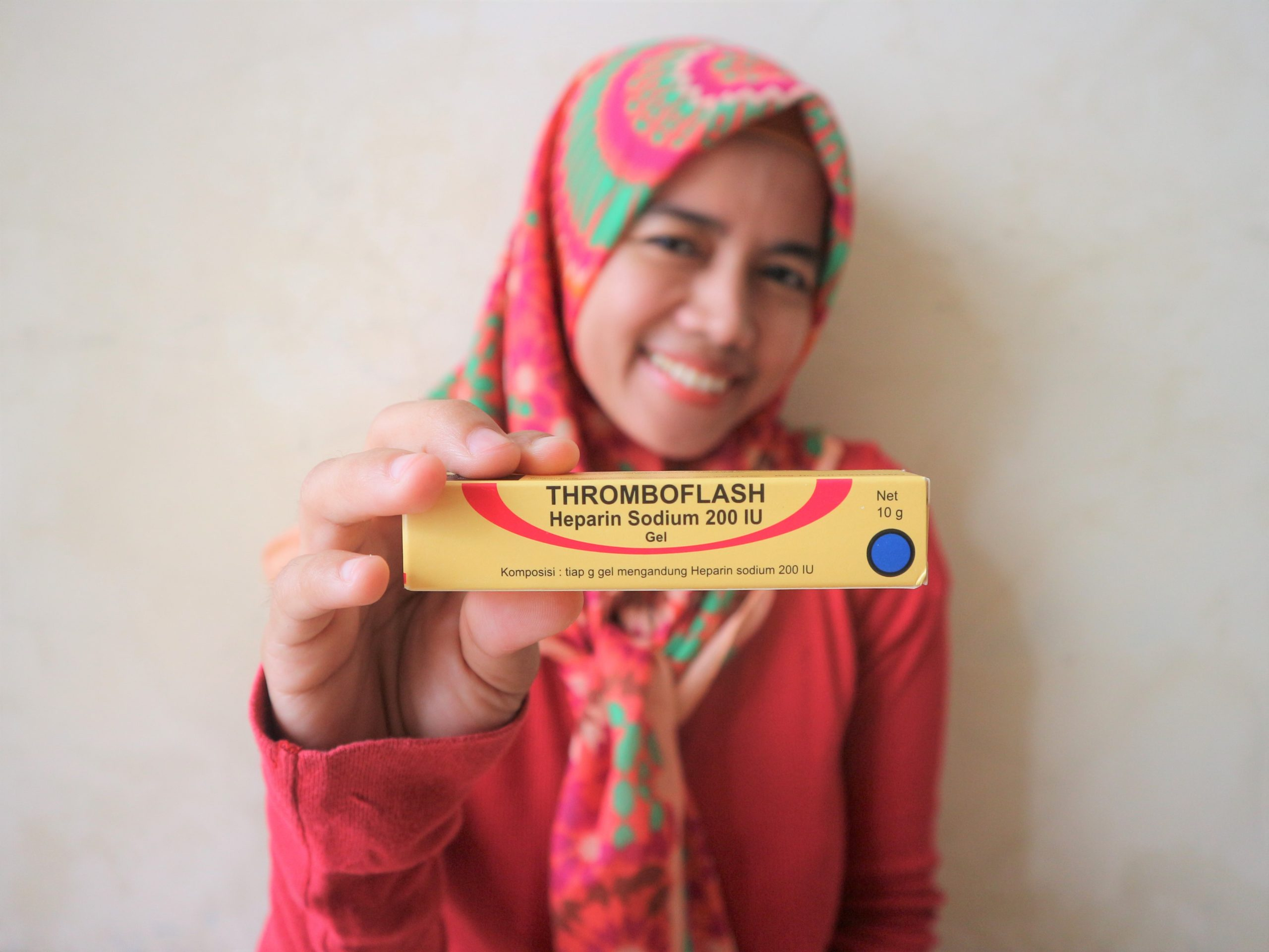 #AksiFlashBunda Bersama Thromboflash