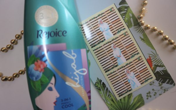 Rambut Sehat Rejoice 3in1 Perfect Cool Shampoo