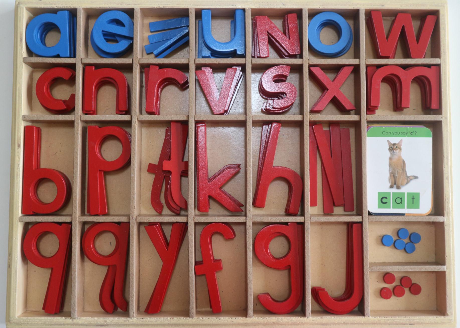 Belajar Membaca Pada Anak Usia Dini